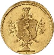 1 Ducat - Karl Theodor (Reign) – reverse