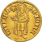 1 Goldgulden - Ruprecht I. (Oppenheim) – reverse
