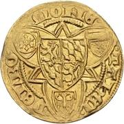 1 Goldgulden - Ruprecht I. der Rote (Bacharach) – reverse