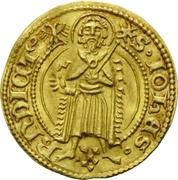 1 Goldgulden - Ruprecht II. der Ernste – obverse