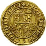 1 Goldgulden - Ruprecht II. der Ernste – reverse