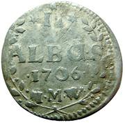 2  Albus - Johann Wilhelm – reverse
