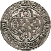 1 Schilling - Otto II. von Mosbach – obverse