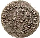 ½ Schilling - Otto II. – reverse