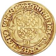 1 Goldgulden - Otto Heinrich and Philipp – obverse