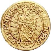 1 Goldgulden - Otto Heinrich and Philipp – reverse