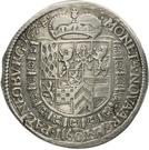 1 Gulden - Philipp Wilhelm von Neuburg – reverse