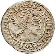 ½ Batzen - Friedrich II. – reverse