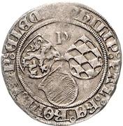 ½ Schilling - Philipp I. – obverse