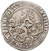 ½ Schilling - Philipp I – reverse