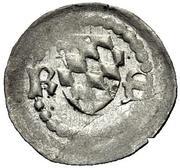 1 Pfennig - Rupert III. -  obverse