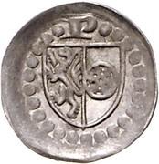 1 Pfennig - Philipp I. (Schüsselpfennig) – obverse