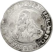1 Guldiner - Friedrich II. – obverse