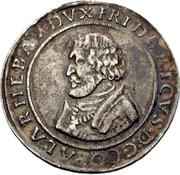½ Guldiner - Friedrich II. – obverse