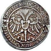 ½ Guldiner - Friedrich II. – reverse
