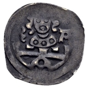 1 Pfennig - Rupert I. (Amberg) – obverse