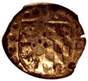 1 Pfennig - Johann II. (Schüsselpfennig) – obverse