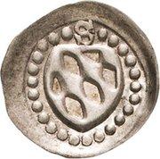 1 Pfennig - Stephan – obverse