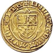 1 Goldgulden - Stephan (Simmern) – reverse