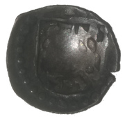1 Pfennig - Johann I. (Schüsselpfennig) – obverse
