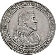 1 Thaler - Johann II. – obverse