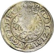 3 Kreuzer - Johann I. – reverse