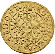 1 Goldgulden - Johann II – reverse