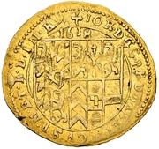 1 Goldgulden - Johann II – obverse