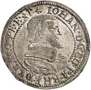 12 Kreuzer - Johann II. (Kipper) – obverse