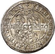 12 Kreuzer - Johann II. (Kipper) – reverse