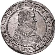 1 Thaler - Johann II – obverse