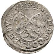 2 Kreuzer - Johann II. – obverse