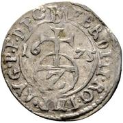 2 Kreuzer - Johann II. – reverse