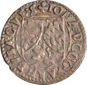3 Kreuzer - Johann II. – obverse
