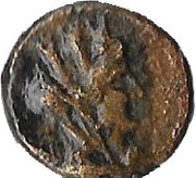 Chalkos (Tyre; Tyche; Palm tree) – obverse
