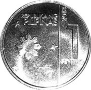 1 Sentimo (New Generation Currency) – obverse