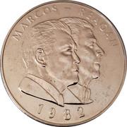 25 Piso (Marcos-Reagan) -  reverse