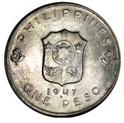 1 Peso (Douglas McArthur) -  obverse
