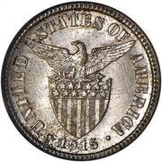 10 Centavos (U.S. Administration) -  obverse