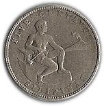 5 Centavos (U.S. Administration) -  reverse