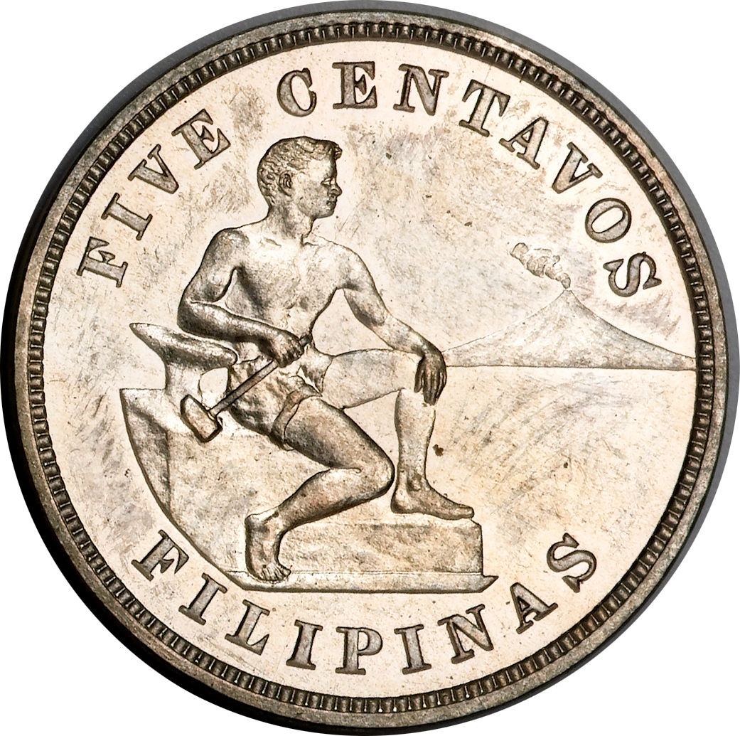 Philippine 5 Cents Coins