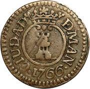1 Barilla - Carlos III – obverse