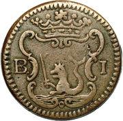 1 Barilla - Carlos III -  reverse