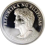 25 Piso (President Aquino) -  obverse