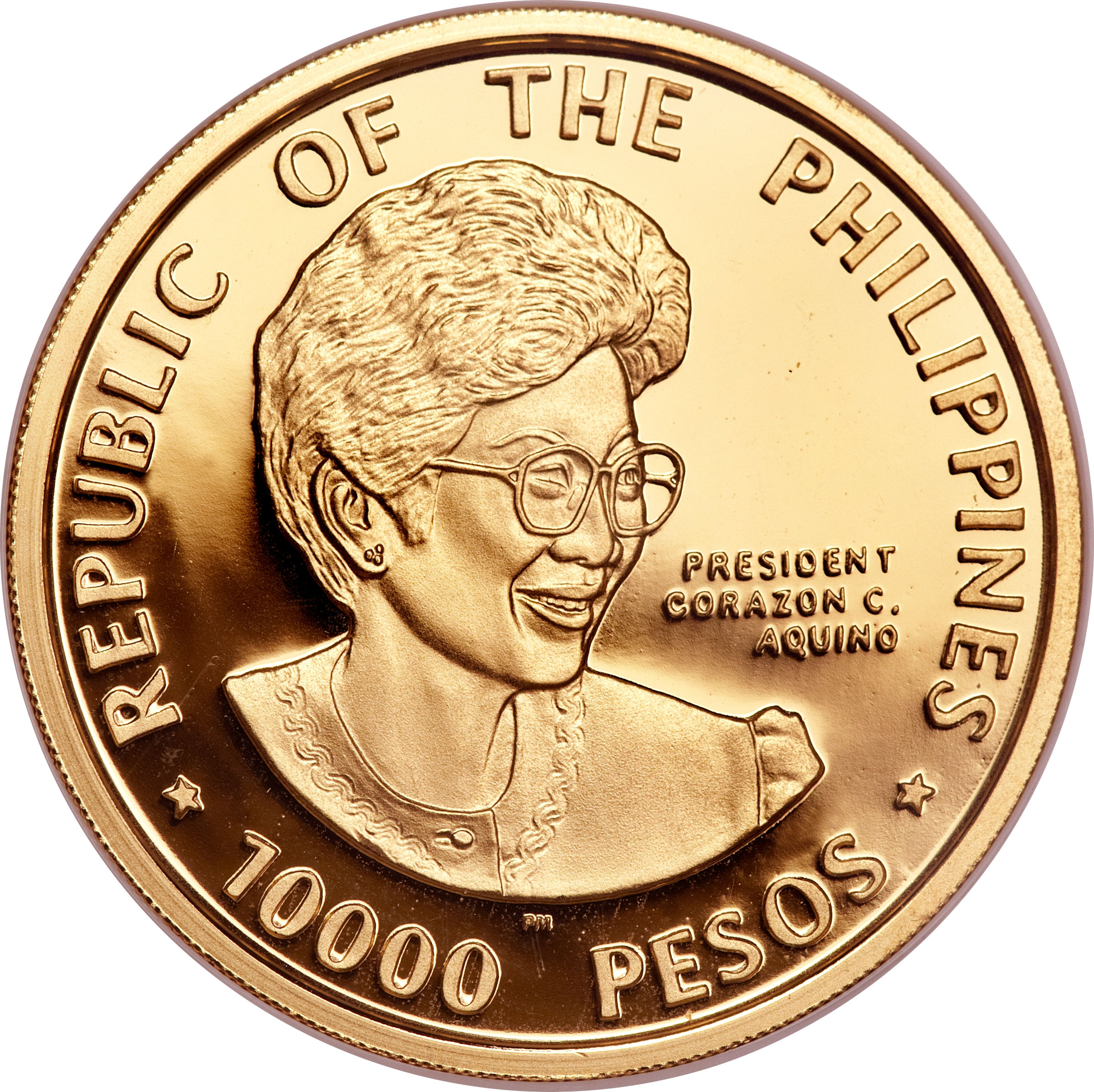 Coin Ph: Philippines Gold Coins January 2020