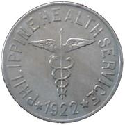 1 Peso (Culion Island Leper Colony) -  obverse