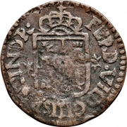 1 Quarto - Fernando VII – obverse
