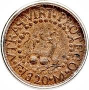 1 Octavo - Fernando VII – reverse