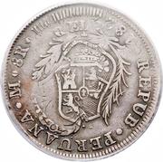 8 Reales - Fernando VII (1st type) – obverse