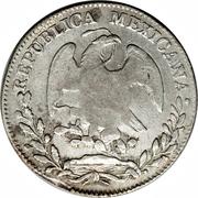 8 Reales - Fernando VII (countermarked) – obverse
